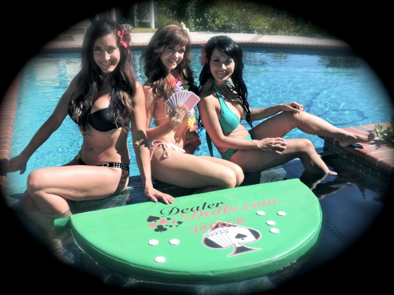 Floating Tables Dolls